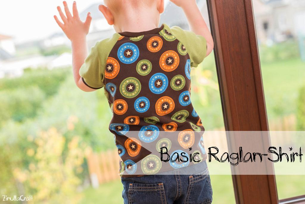 Basic Raglanshirt