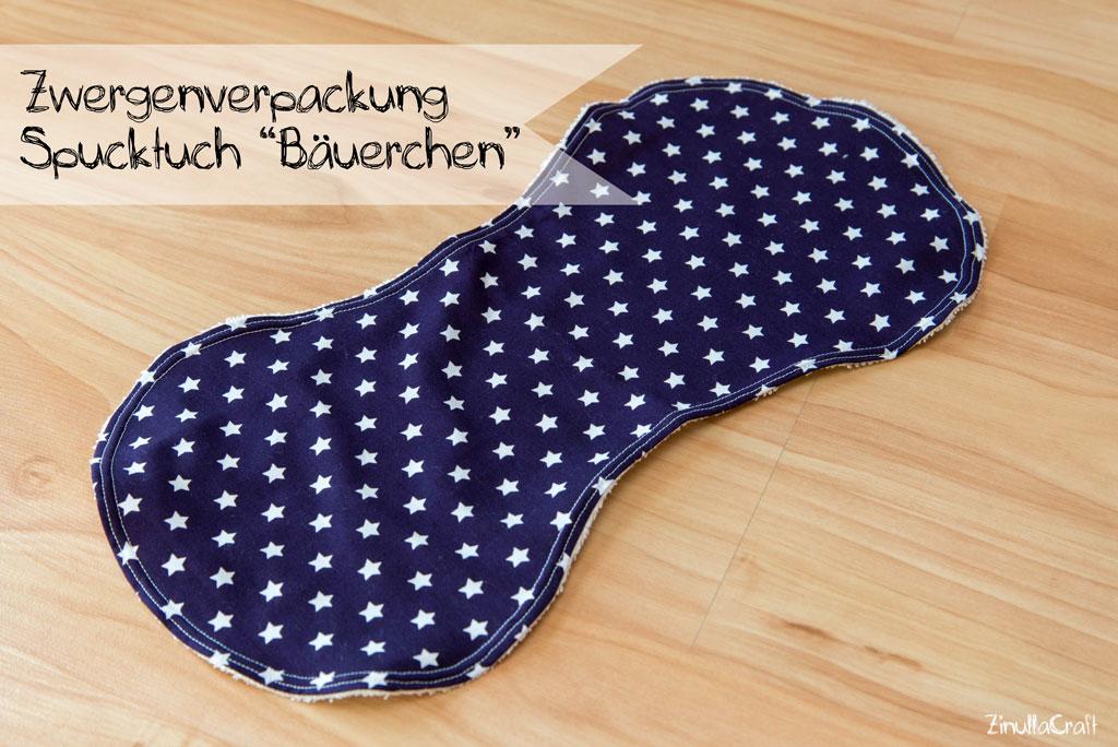 """Spucktuch """"Bäuerchen'"""