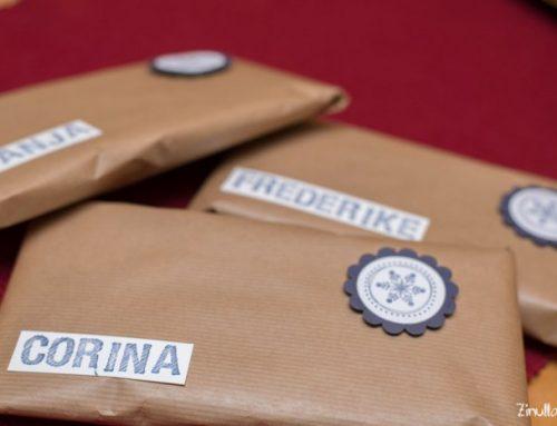 Weihnachtsgeschenke für die KiGa-Betreuerinnen