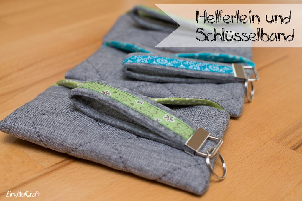 Helferlein und Schlüsselband Cover
