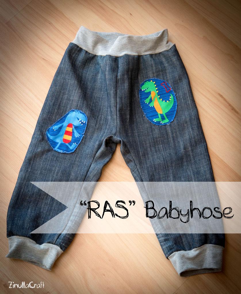RAS Babyhose vorne