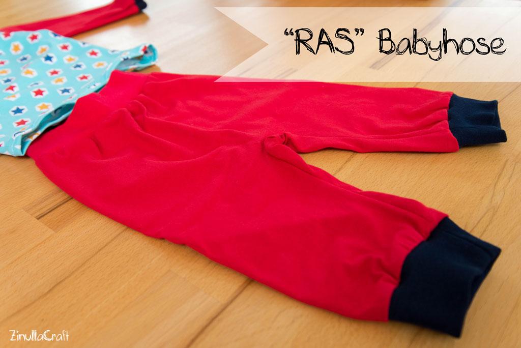 """RAS"" Babyhose"