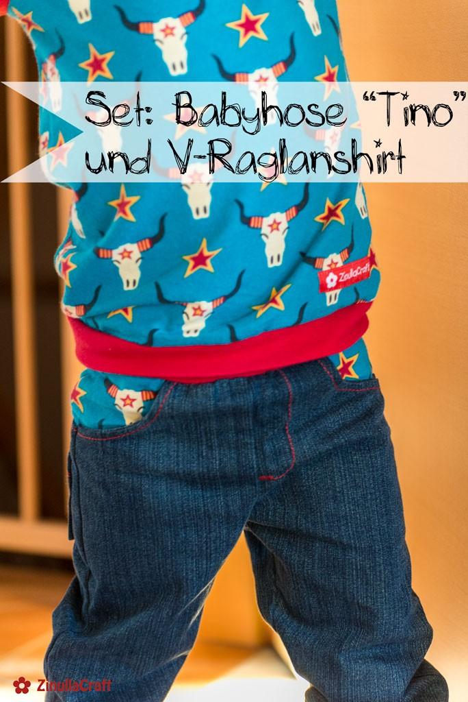 "Set ""Toni"" und Raglanshirt - Cover"