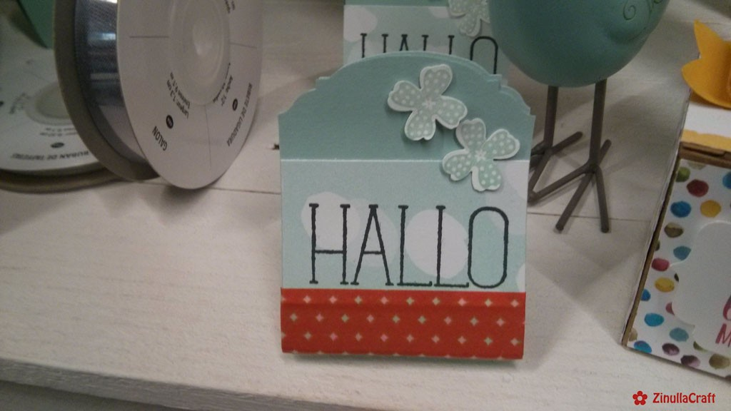 Stampin Up - Ideen