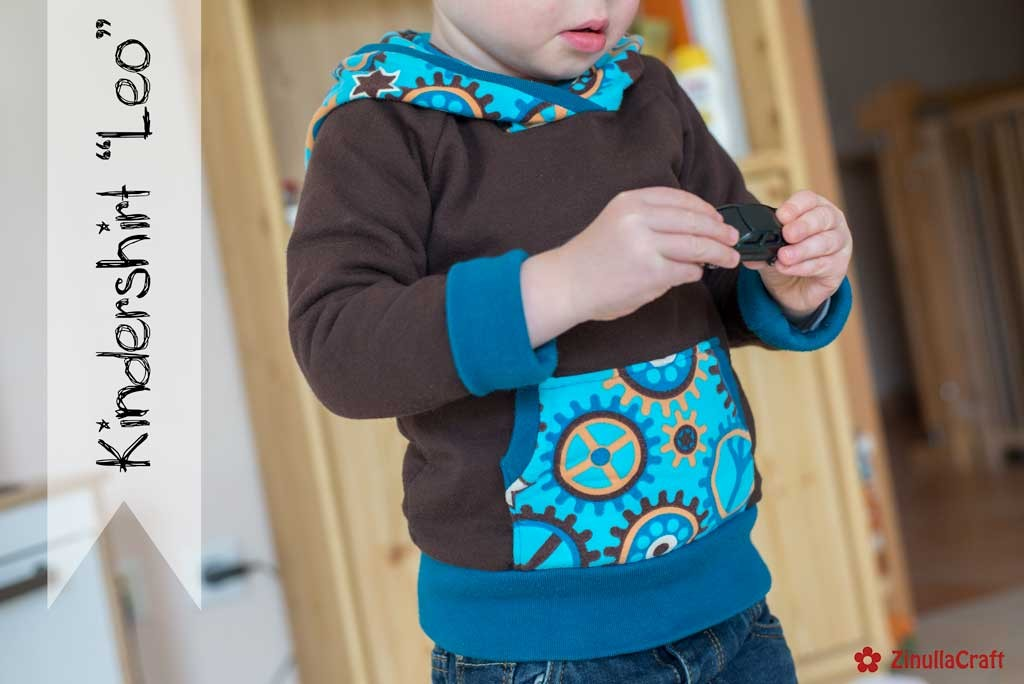 "Kindershirt ""Leo"" - Cover"