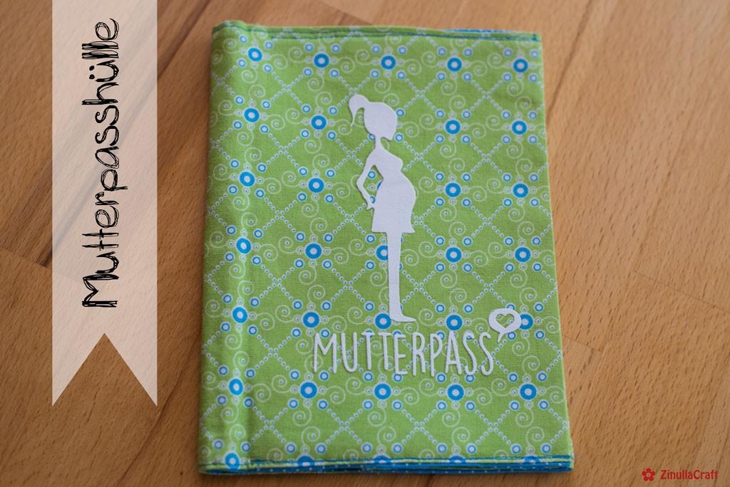 Mutterpasshülle - Cover