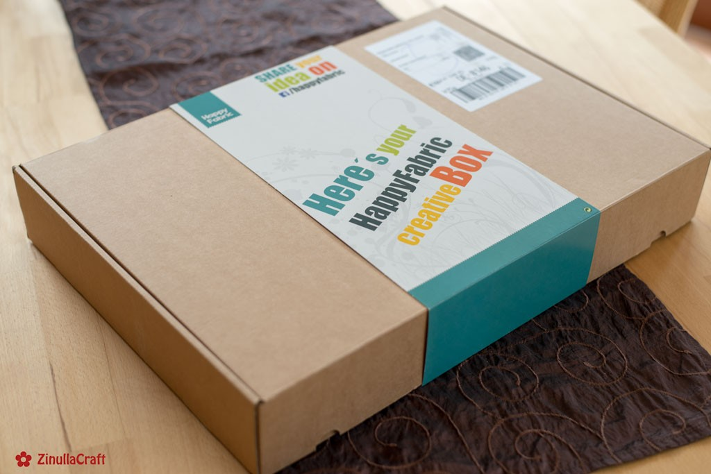 """Paket """"happyfabric.de"""""""