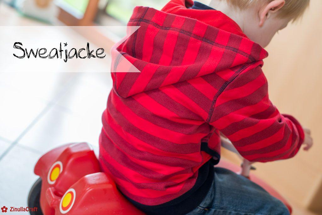 Sweatjacke - Cover