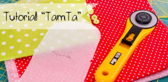 """Nähanleitung: Tampontasche """"TamTa"""""""