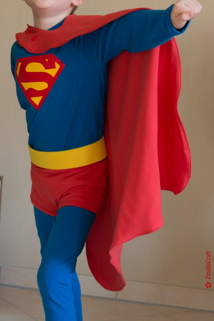 Karnevalskostüm Superman