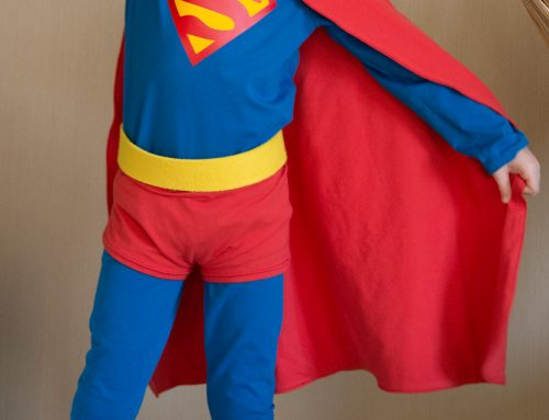 "Karneval 2018 – Kostüm ""Superman"""