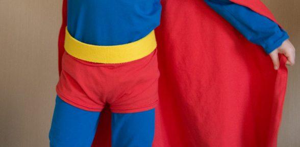 "Karneval 2018 – Kostüm ""Superman"""