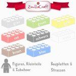 Kostenlose Plotterdatei mit Legobausteinen (erstellt von ZinullaCraft)