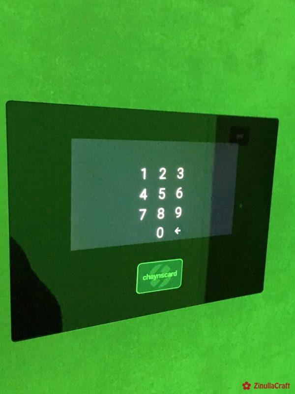 Smartel - Digitales Hotel mit Türcodeeingabe