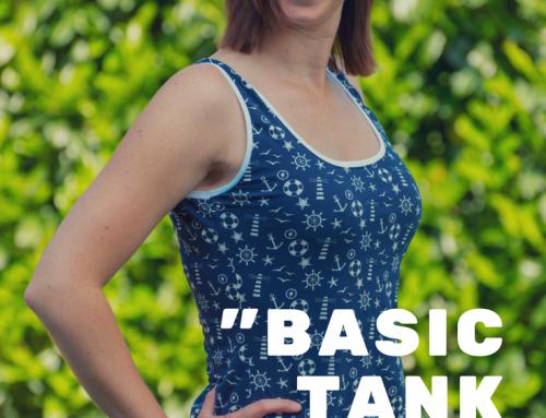 "Es wird Sommer: Maritimes ""Basic Tank Top"""