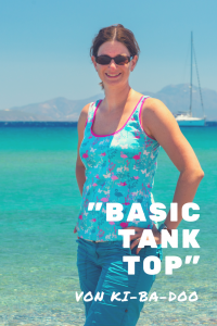 Basic Tank Top Flamingo