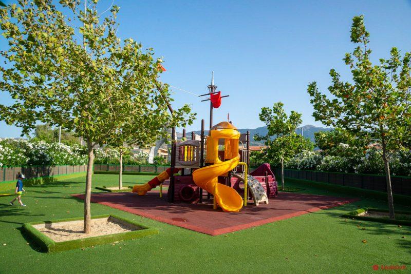Spielplatz im Astir Odysseus
