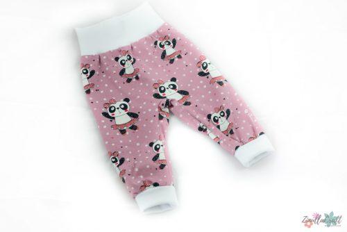 "Babyhose ""Panda Ballerina"""