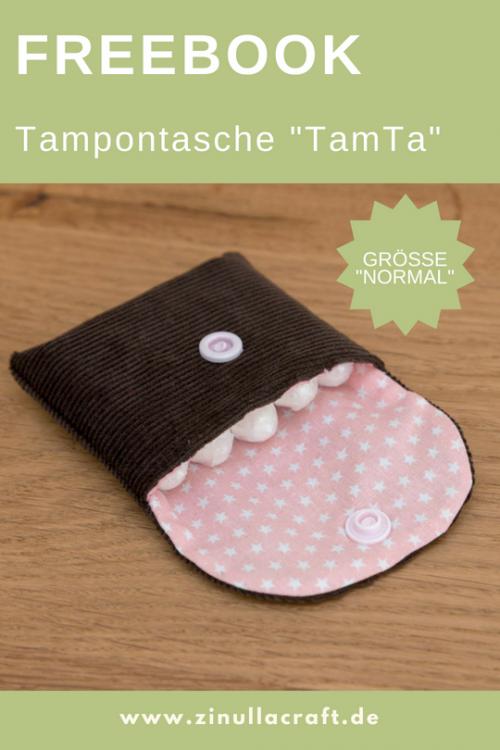 """Freebook zur Tampontasche """"TamTa"""""""