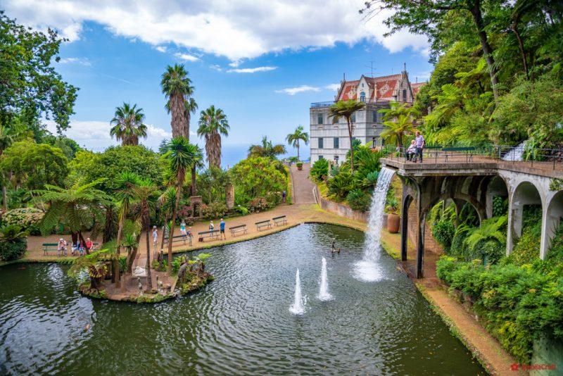 Madeira - Monte Palace Tropical Garden